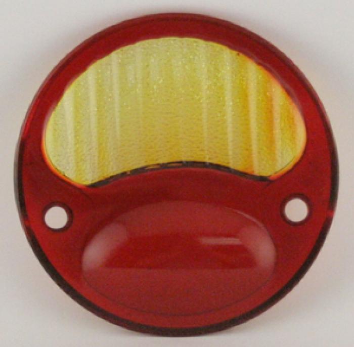 Lente Lanterna Traseira - Ford Modelo A 1929-31