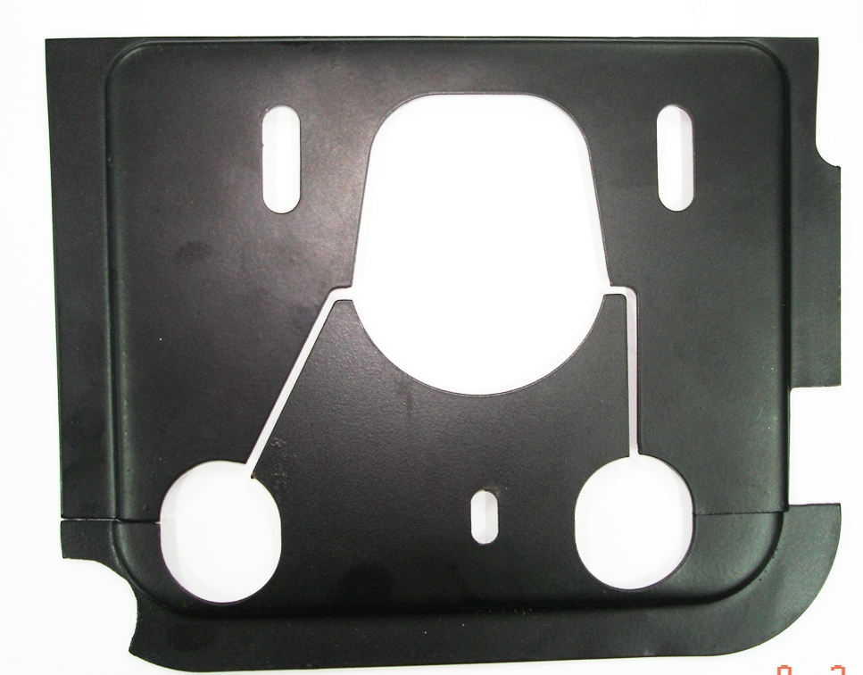 Acabamentos dos Pedais (Coluna Direção) - Ford Modelo A 28-31