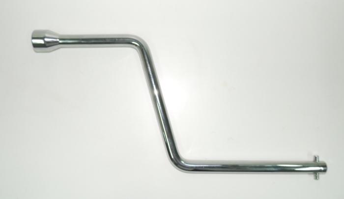 Manivela / Chave de Roda Cromada - Ford Modelo a 28-31