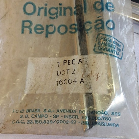 Friso Moldura Lateral F100 F1000 300 Mm Original Ford