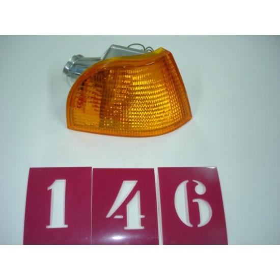 Lanterna Dianteira Ld Santana 91 Ambar Arteb