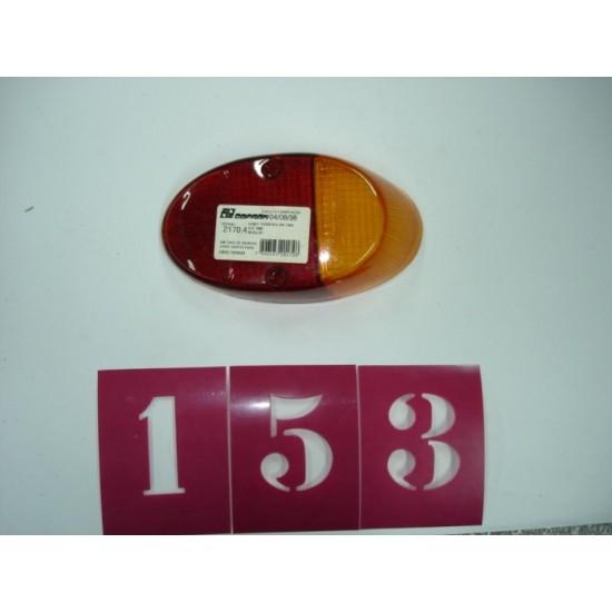 Lente Traseira - Vw1300 - 60/80