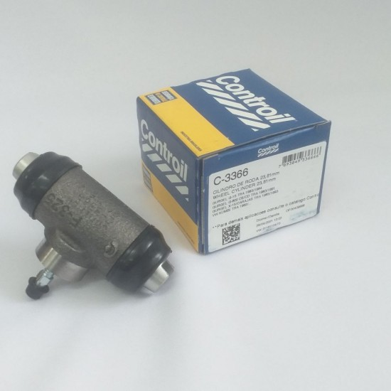 Cilindro Roda Traseiro - Kombi Clipper 81... X15 85... Gurgel 15 G800 Cd/cs 83....