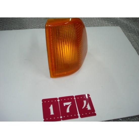 Lanterna Dianteira Le - Del Rey/pampa/corcel II 85 - Arteb - Ambar