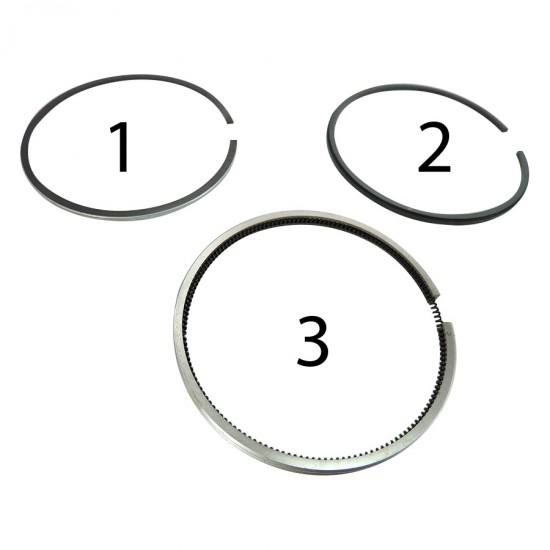 Anéis Pistão Passat / Golf Gti - 0.50