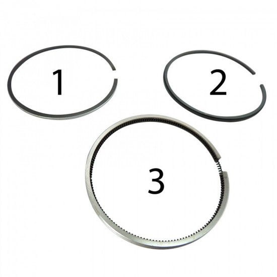 Anéis Pistão Chevette Gm - 0,75