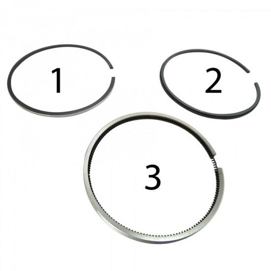 Anéis Pistão Vw Fusca 1600 Ar Gas 69/84 - Std