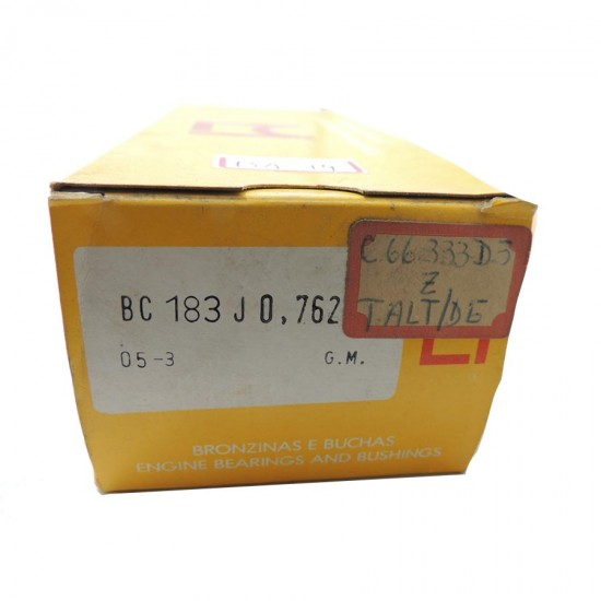 Bronzina Central Chevette 87 - 0,75