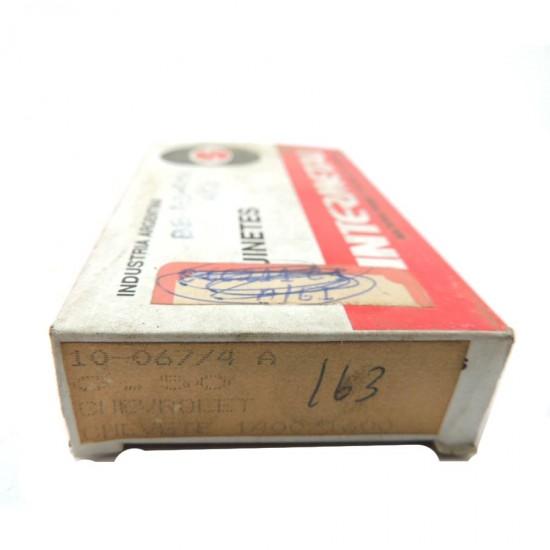 Bronzina de Biela Chevette 1400 / 1600 - 0,50