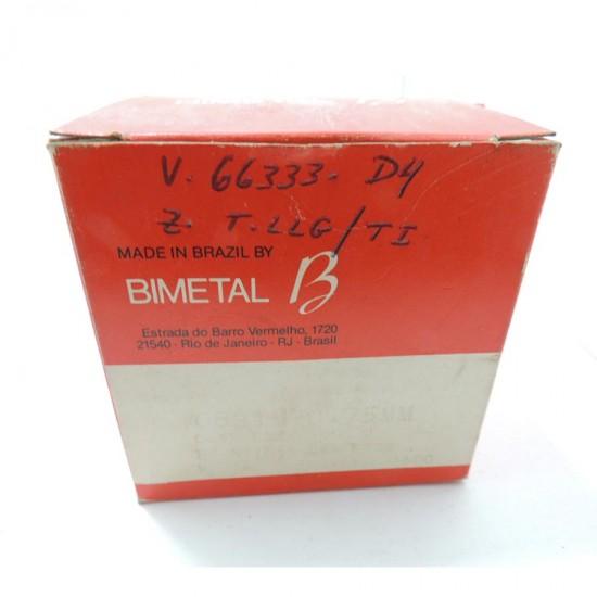 Bronzina Central Bimetal Sedan - 0,75
