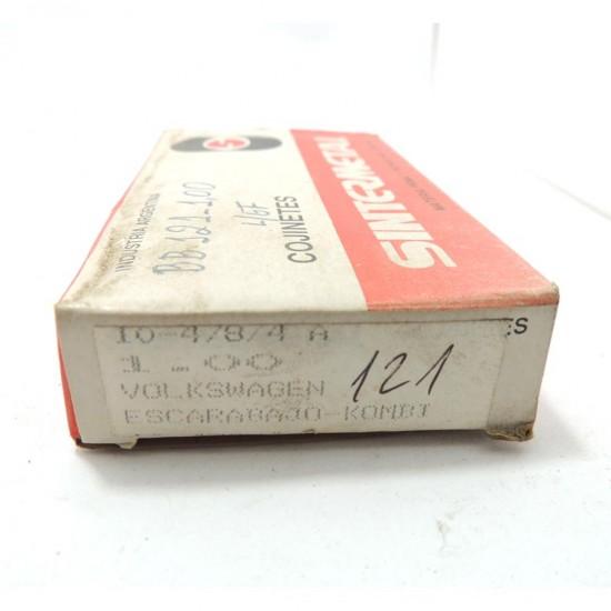 Bronzina de Biela Escarabajo / Kombi - 1,00