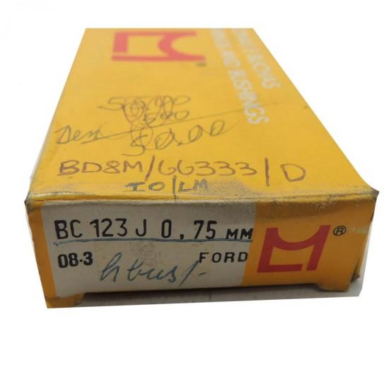 Bronzina de Mancal Corcel II - 0,75