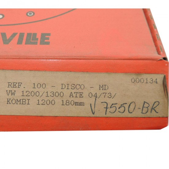 Disco de Embreagem Vw 1200 / 1300