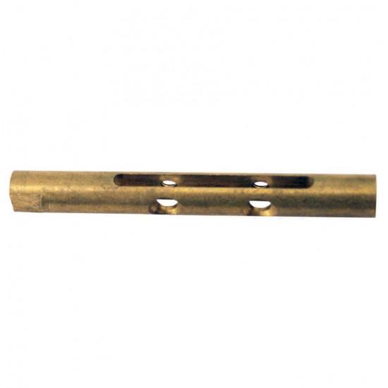 Eixo da Borboleta do Acelerador Para Braço em Aço Estampado Carburador Fordinho