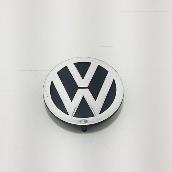 Calotinha Roda Central Volkswagen Cromada