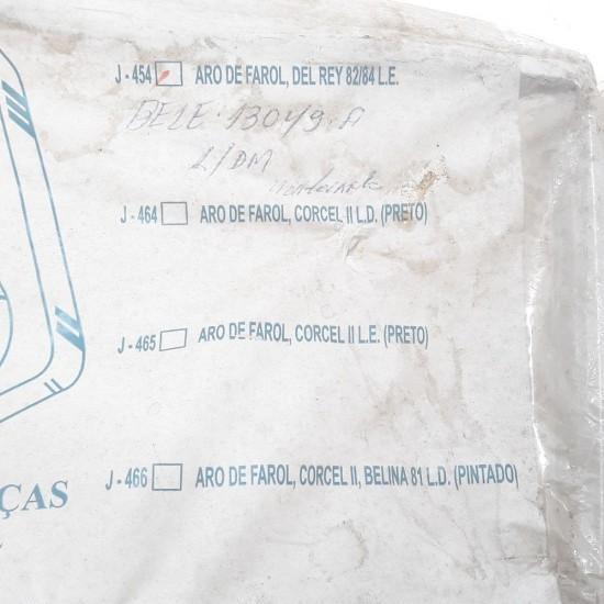 Aro Farol Lado Esquerdo Del Rey 82/84