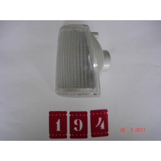 Lanterna Dianteira Le Gol Voyage Parati 87/92 Cristal Godks