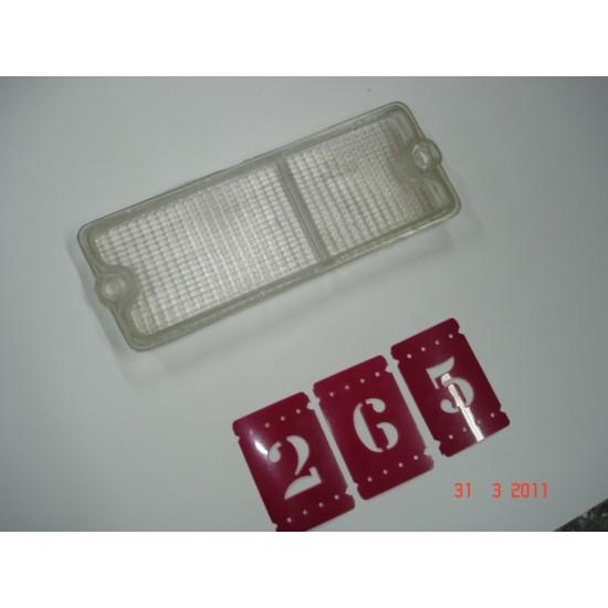 Lente Lanterna Dianteira Ld Fiat 147 Cristal Godks