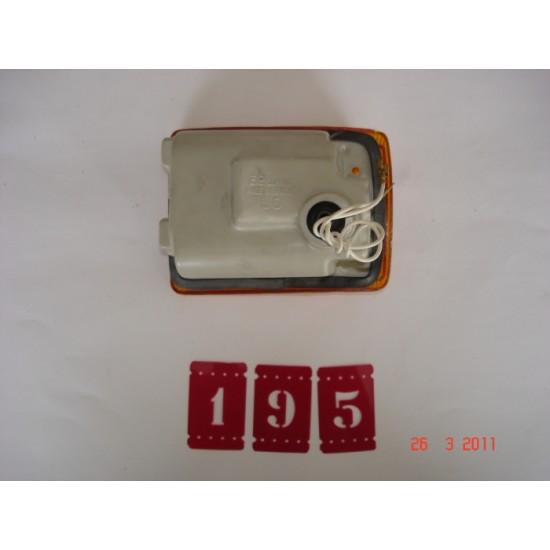 Laterna Dianteira - LD - Kombi Clipper - 75 - Ambar - Cofras