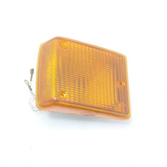 Lanterna Pisca Dianteira Ld Kombi Clipper 75 Ambar Cofran
