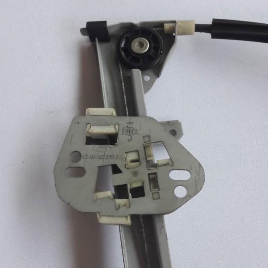 Maquina Regulador Vidro Ld Escort 97 Manual Original Ford
