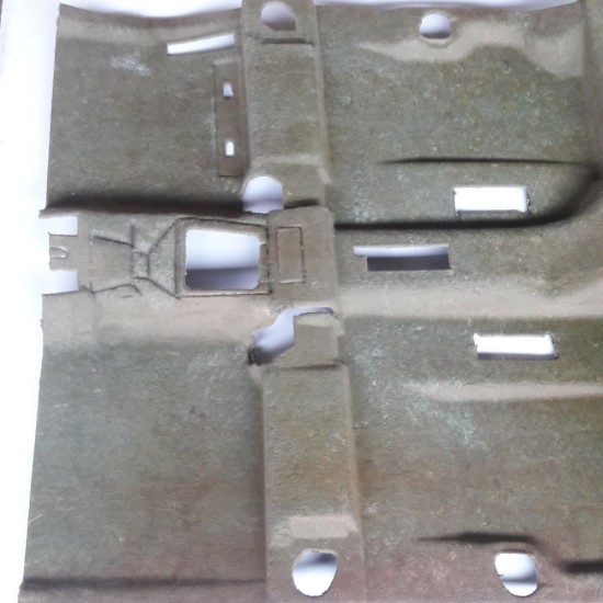 Isolamento Térmico Assoalho Forração Interna Belina II Corcel II