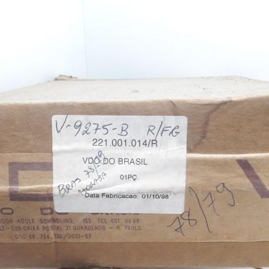 Medidor Bóia Combustível Brasilia 78/79 Gasolina Vdo
