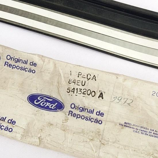 Acabamento Soleira Porta 775 Mm Escort Original Ford