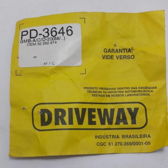 Terminal Direção Ld Longo a C D 20 88/ Silverado 97/ Driveway Pd3646