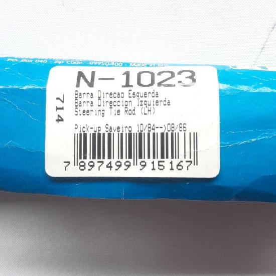 Barra Direção Fixa Esquerda Saveiro 84 Á 86 Nakata N1023