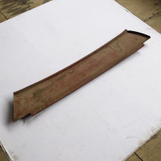 Chapa Painel Inferior Vidro Traseiro Corcel I 2 Pts Original Ford
