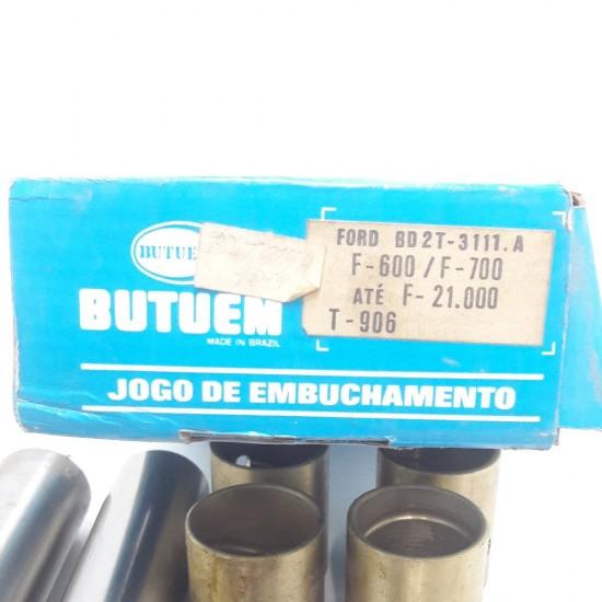 Embuchamento da Manga de Eixo Dianteiro F600 F750 Até F21000 Falta Rolamento