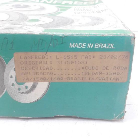 Cubo Roda Fusca 1300 Até 74 1500 1600 Brasília Variant Lanfredi 1515