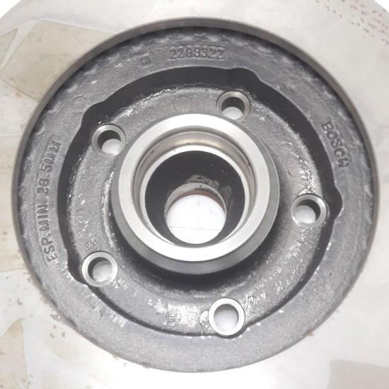 Disco Freio Ventilado Dianteiro F1000 80 a 92 Bosch