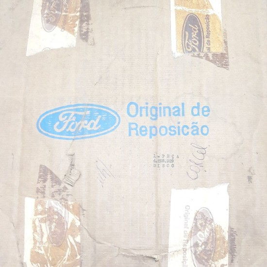 Disco Freio Sólido Corcel Belina Original Ford
