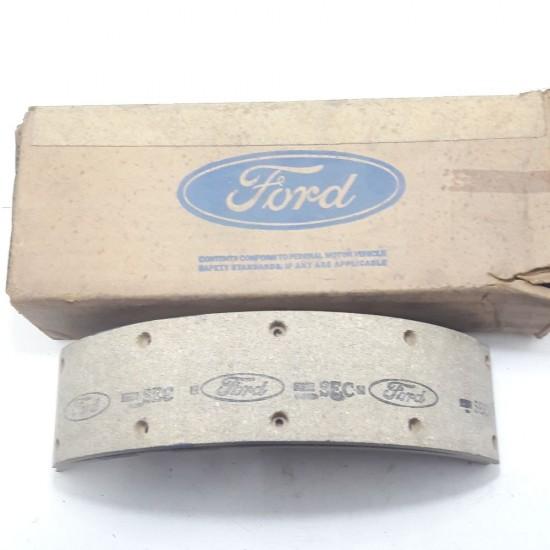 Lona de Freio Traseiro F1 F100 49 Á 66 Original Ford