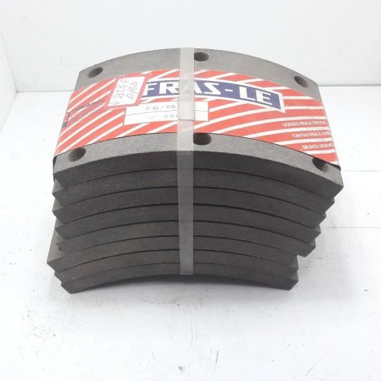 Lona de Freio Dianteiro F 7000 Ft 7000 F12000 F19000 Frasle Fd80