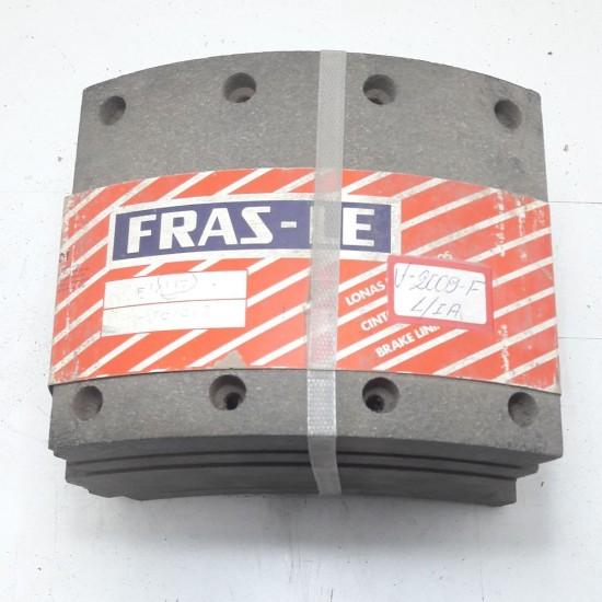 Lona de Freio Trazeiro D1400 Vw 12.140 Vw 12.160 Vw 14.140 Vw 14.170 87 em Diante Frasle Fi 117