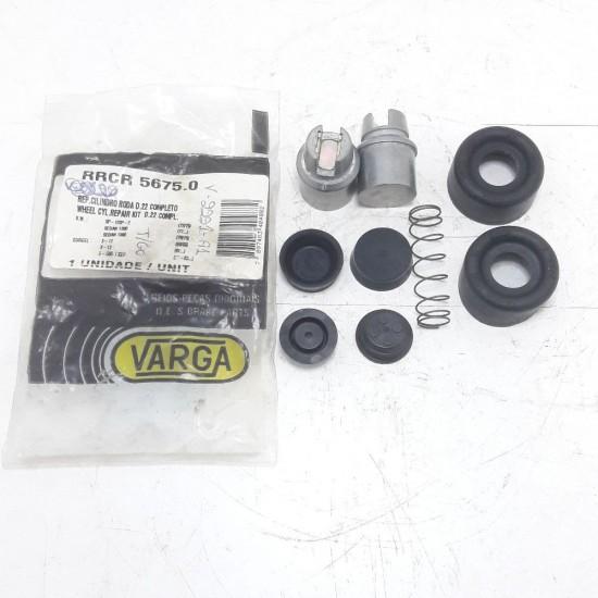 Reparo Cilindro Roda Vw Sp-1 Sp-2 Fusca 1300 1500 Gurgel X12 E500 Varga Rrcr 5675.0
