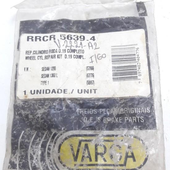 Reparo Cilindro Roda Varga Fusca 57 Rrcr 5639.5