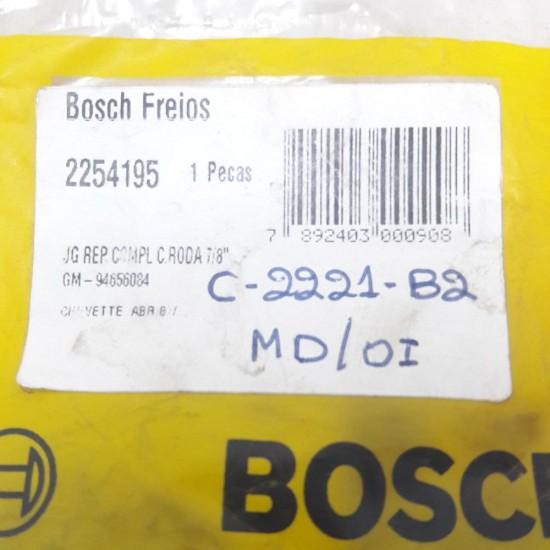 Reparo Cilindro Roda 7 8 Chevette 87 Bosch 2254195
