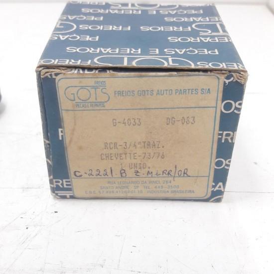 Reparo Cilindro Roda Traz. 3 4 Chevette 73 Á 76 Gots G4033