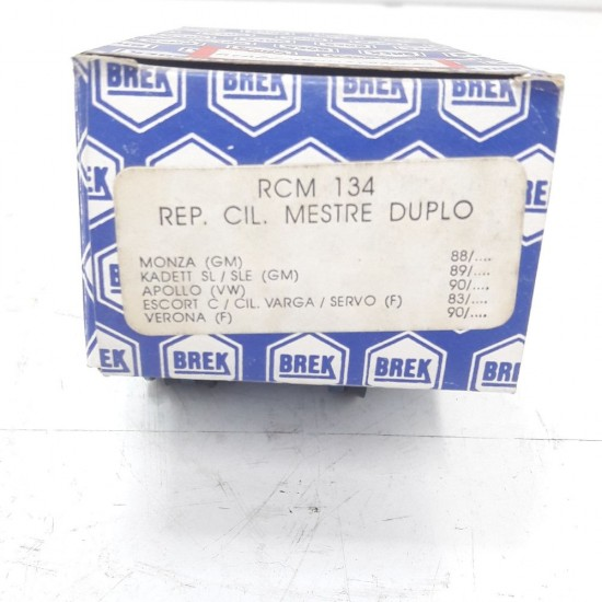 Reparo Cilindro Mestre Duplo Monza Kadett Apollo Escort Verona Brek Rcm 134