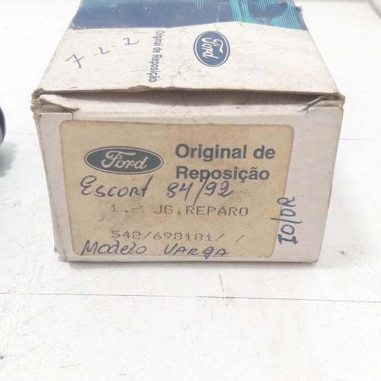 Reparo Cilindro Mestre Escort 84 Á 92 Original Ford