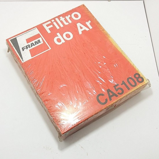 Filtro de Ar Omega Ipanema Suprema Motor A4 A6