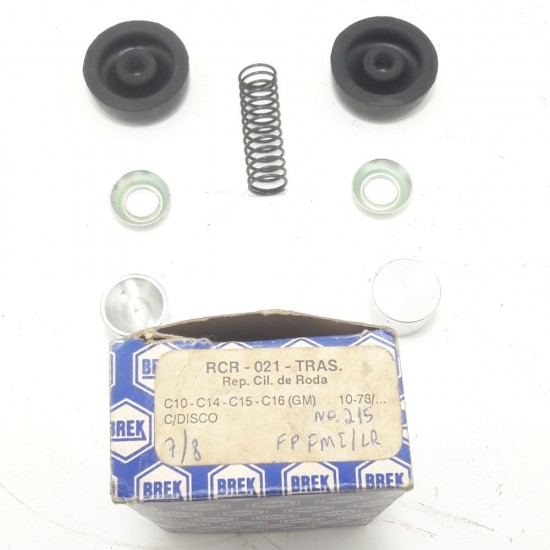 Reparo Cilindro Roda Tras. C10 C14 C15 C16 78 em Diante com Disco Rcr 021