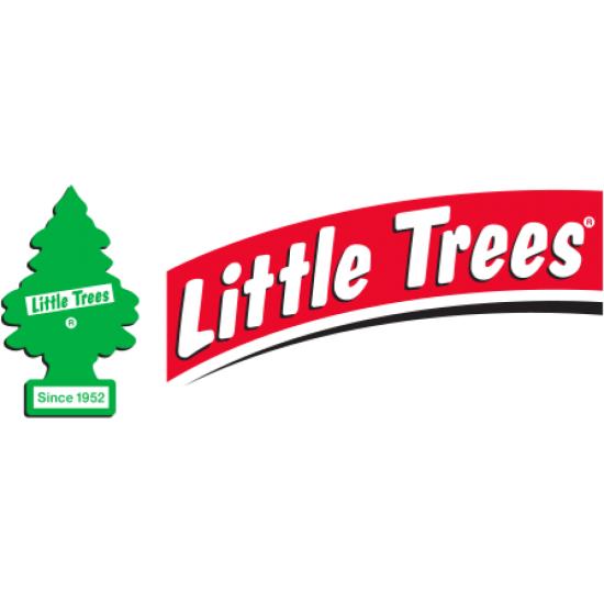 2 Little Trees Aromatizante Cheirinho Carro Vanilla Original