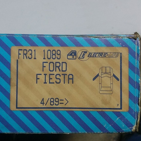 Kit Vidro Elétrico Fiesta 2 Pts 89...