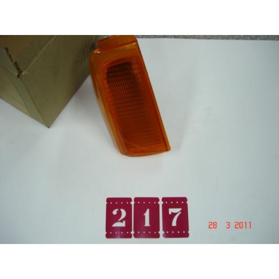 Lanterna Dianteira - LD - Monza - 88/90 - Ambar - Cofran