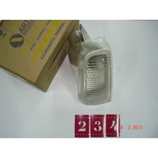 Lanterna Dianteria LD - Monza 82/87 Cristal - Arteb
